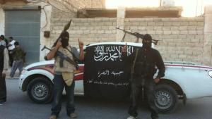القاعدة في العراق جبهة النصرة السورية امتداد لنا