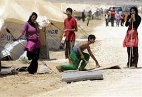 الاردن يغلق الحدود ويرفض دخول الاف اللاجئين السوريين