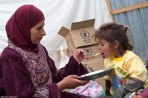 الأغذية العالمي يسعى لزيادة المساعدات في سوريا