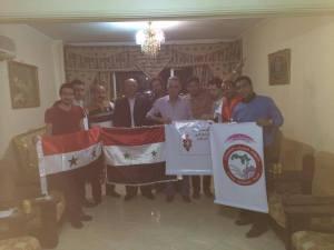 مع الناصريين في مصر