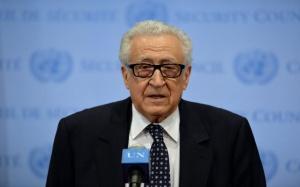 الإبراهيمي يدعو إلى استئناف المباحثات بشأن حصار حمص
