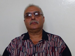 علي سعد رئيس الهيئة بالحسكة