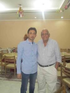 محمد الأشقر وعمر المسالمة