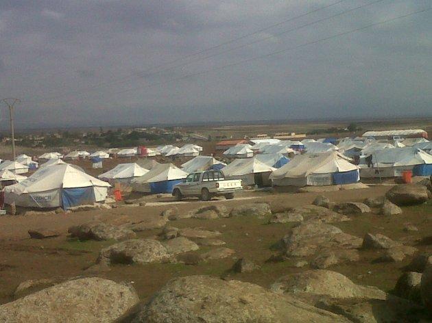 مخيم نوروز