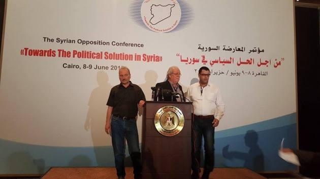 مؤتمر القاهرة صفوان فايز