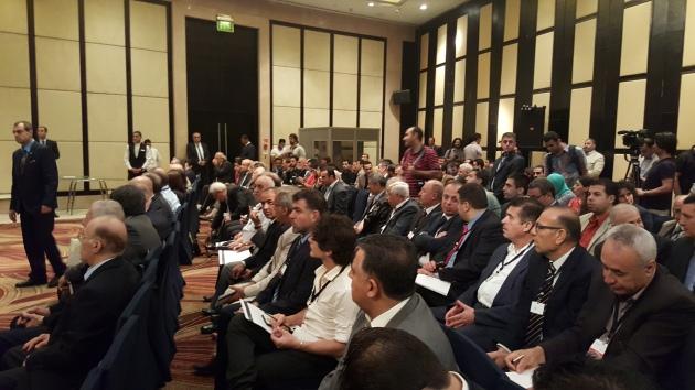 مؤتمر القاهرة 2015